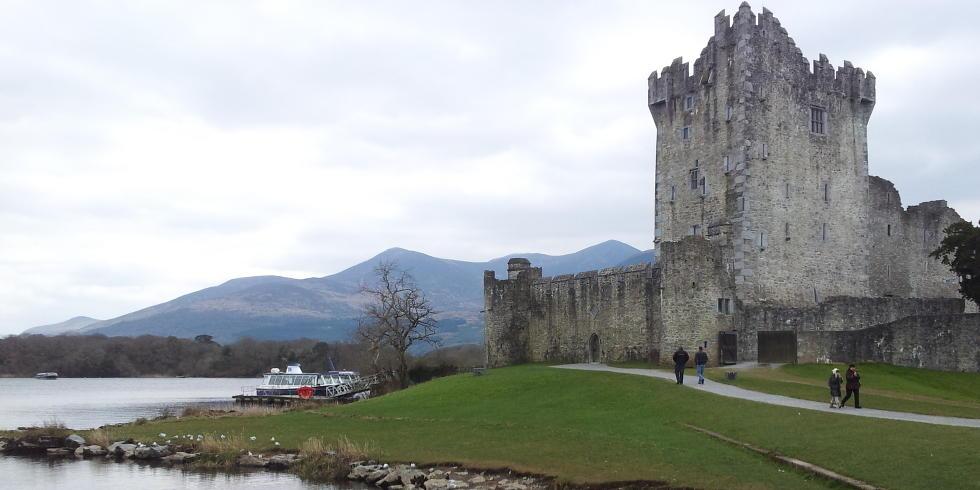 Schloss in Kerry