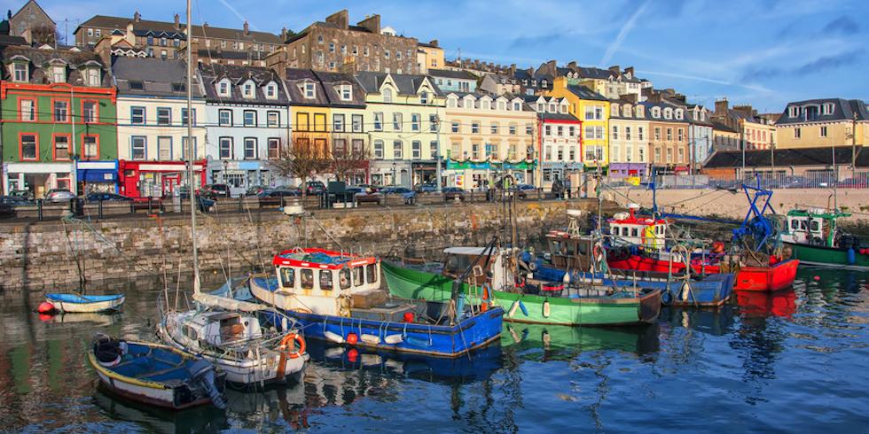 Cork - heimliche Hauptstadt Irlands