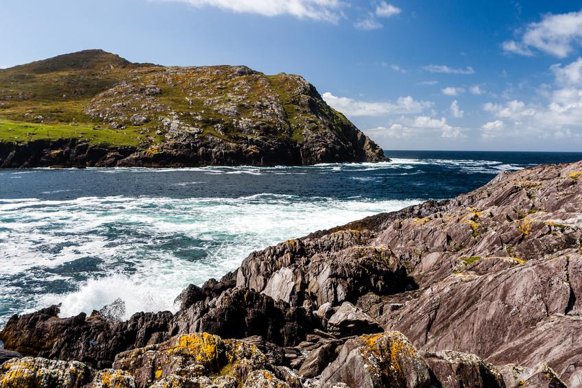 Küste Irlands
