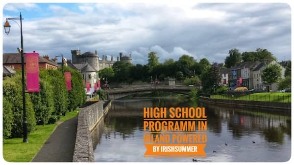 High School Programm von IrishSummer in Irland